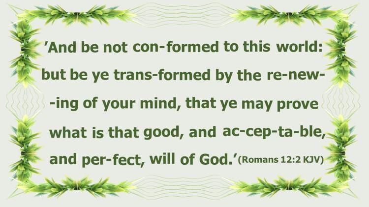 Romans 12_2_2018